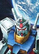 RX-78-2 Gundam (Mobile Suit Bible Vol 01)