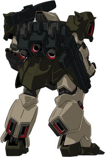 Rear (OVA Ver.)