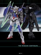 Exia R4 and Dynames R3