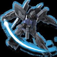 Gundam Diorama Front 3rd MSN-001A1 Delta Plus
