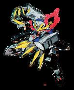 ASW-G-08 Gundam Barbatos Lupus Rex (Gundam Extreme VS. 2)