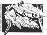 Gundam Chars Counterattack - High Streamer RAW Novel V02-260