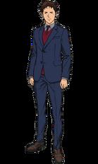 U.C. 0105(Formal Suit, Front)