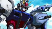 Sword Strike Closeup
