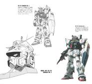 Gundam Mk-II Kazuhisa Kondo