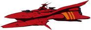 Tivvay class cruiser (gundam)