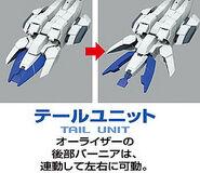 0 Raiser Tail Unit