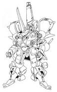 AMX-013 Zssa Dain