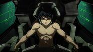 Gundam Barbatos Cockpit