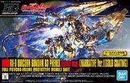 HGUC Unicorn Gundam 03 Phenex (Destroy Mode) (Narrative Ver.) -Gold Coating-