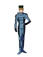 G Gen Cross Rays Custom Character (Male Oz Pilot)
