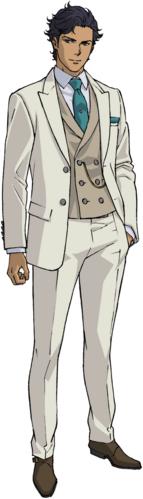 Formal Suit(Front)