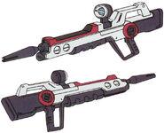 MA-M1911 high-energy beam rifle