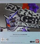 RobotDamashii Rx-78-3 MetallicCoating p01