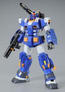 Shiro blue full armor