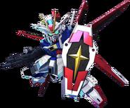 ''SD Gundam G Generation Crossrays'' Force Impulse