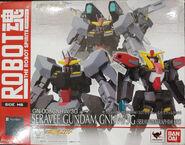 GN-008GNHW-3G Seravee Gundam GNHW-3G (Seravee & Seraphim Set)
