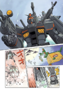 CDI Gundam FSD 2