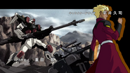 Dearka & Buster Gundam
