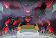 Grand Master Gundam head unit