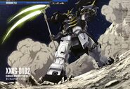Gundam Deathscythe Hell (TV Version)