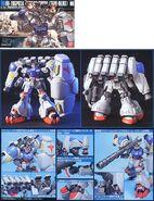 Gundam HG Model Kit - Gundam GP02A MLRS Specification
