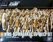 HGAC Maganac 36 Piece Set