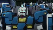 TB Gundam Head anime