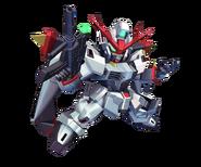 ''SD Gundam G Generation Crossrays'' Hyperion U1