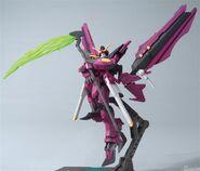 HGBD Gundam Love Phantom (Pose 2)