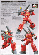 HGUC Guncannon Revive manual
