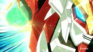 KMK-B01 Kamiki Burning Gundam (Island Wars) 20
