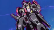 Stea Gaia Gundam Break Mode (Ep 08) 01