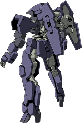 Rear (Ares/Space Colors)