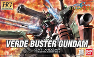 HG Verde Buster Cover