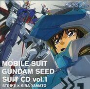 中古アニメ系cd-機動戦士ガンダムseed-suit-cd-vol-1~1089100