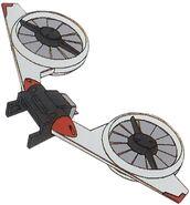 Flight Rotor Shrike