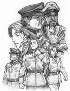 MS iGLOO Apocalypse Characters Novel