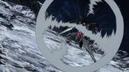 Dark Hound Spin shield