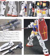 MG RX-78-02 Gundam Conversion Kit 4