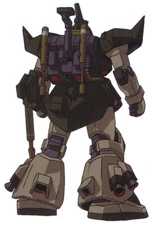 Rear (UC OVA)