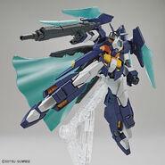 AGE-TRYMAG Gundam TRY AGE Magnum (Gunpla) (Action Pose 2)
