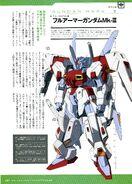 Full Armor Gundam Mk-III Zeta Plan