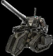 RTX-440 Ground Assault Type Guntank BO2