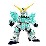 Unicorn Gundam Super Robot Wars X-Ω 4