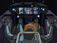 W Leo cockpit