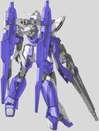 CG 1.5 Gundam Rear