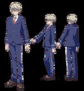 GBB-Touma-character-design