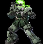 Gundam Online Wars Geara Zulu 2