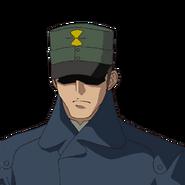 ZAFT Field Officer (G Gen Wars)